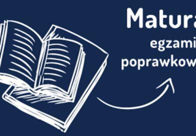 MATURA POPRAWKOWA 2021